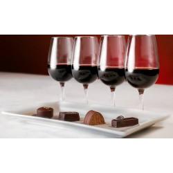 Tast de xocolates amb vins...
